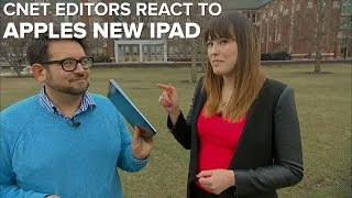 CNET editors react: 9.7-inch iPad