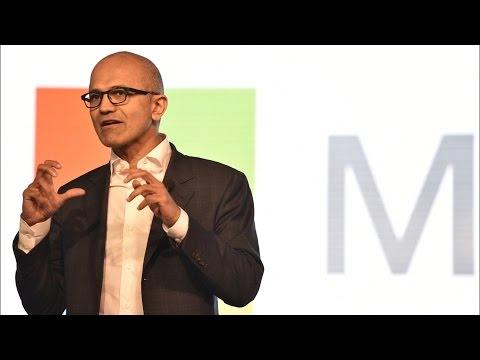 After India, Microsoft CEO Satya Nadella Visits China