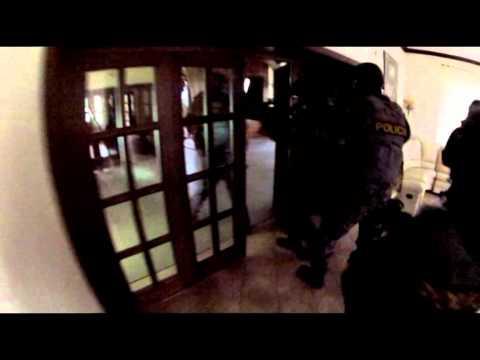 URNA zadržela ruského zločince, který zorganizoval vraždu