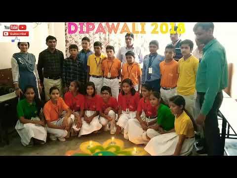 VDI परिवार द्वारा दीपावली समारोह आयोजन ।