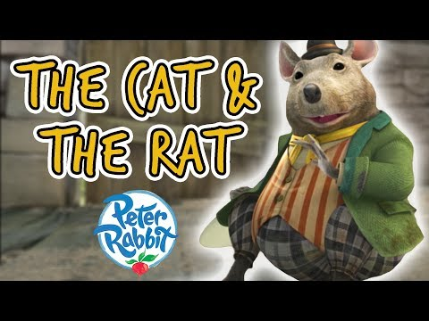Peter Rabbit - The Cat and The Rat | 30+ minutes | Tales with Peter Rabbit