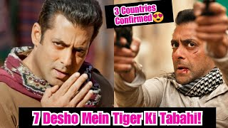 Salman Khan Ki Tiger 3 Hogi UAE, Istanbul Aur US Mein Shoot, Aur 4 Locations December Tak Final Hogi