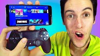 Como Jugar A La Playstation 4 En Android - El Tutorial Con Mando De Ps4