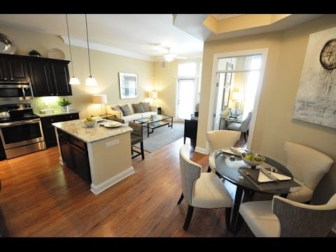 Brewery District: Liberty Place 1 Bedroom with Study Model