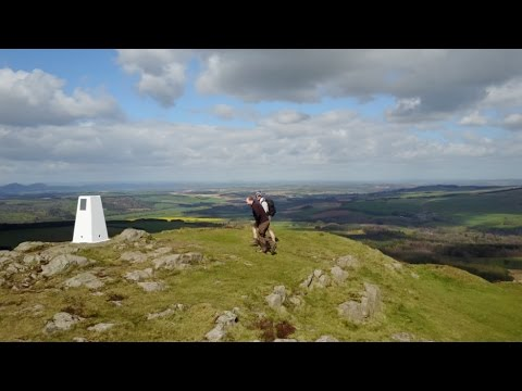 Rubers Law Hike - Scottish Borders