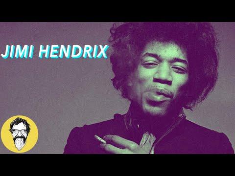JIMI HENDRIX | MUSIC THUNDER VISION