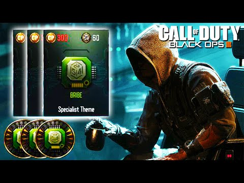 YOU CAN BRIBE THE BLACK MARKET DEALER! - NEW Bribe Supply Drops (Black Ops 3)