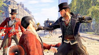 Assassin's Creed Syndicate Master Jacob Rampage & Free Roam