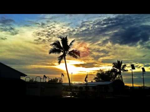 Diego Garcia Days Are Long