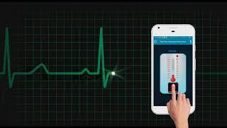 Finger Body Temperature Checker Prank screenshot 2