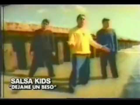 salsa kids-Dejame Un Beso Que Me Dure Hasta El Lunes (salsomano)