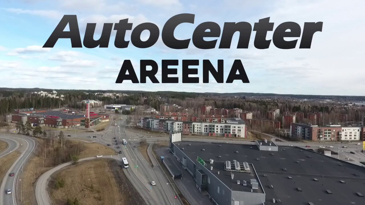 Autocenter Areena