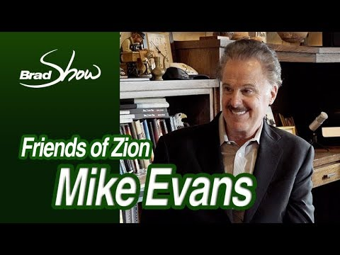 "[Brad TV] Brad Show [ENG SUB] Mike Evans ""Friends of Zion and Jerusalem's Embassies"""
