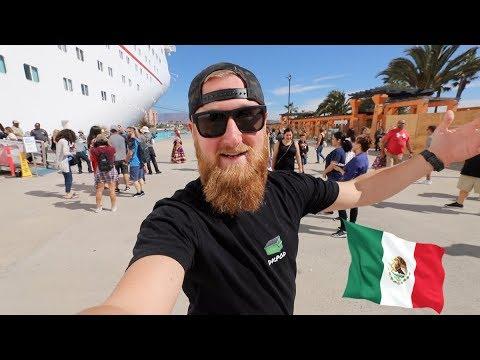 Party In Ensenada Mexico! | Cruise Day 3!