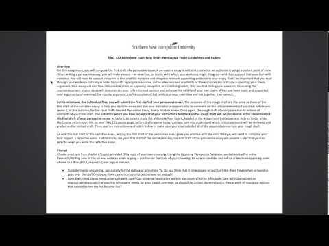 Popular Rubric & Writing videos