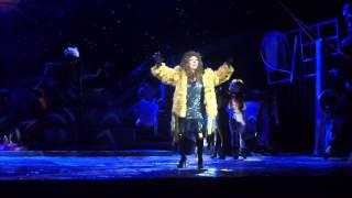 Myriam en Cats El Musical Recuerdos Memory