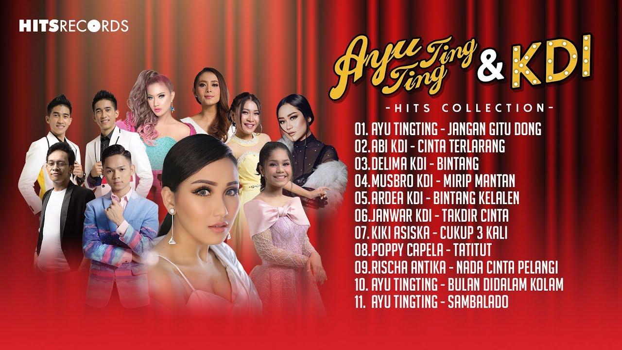 Review Album Kompilasi Ayu Ting Ting Kdi Hits Collection Planet Dangdut