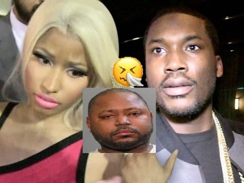 Meek Mill saying Nicki Minaj P word smell !!!??? (He Drags her Brother & Bloggers)
