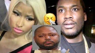 Video Meek Mill saying Nicki Minaj P word smell !!!??? (He Drags her Brother & Bloggers) download MP3, 3GP, MP4, WEBM, AVI, FLV Februari 2018