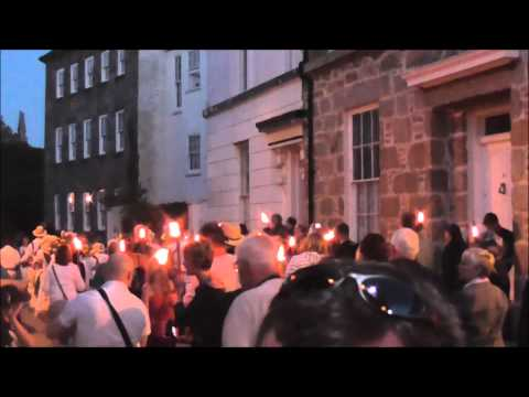 St John's Eve Penzance 2014
