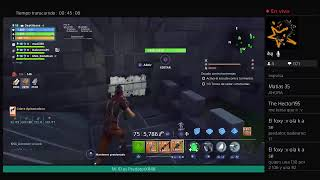 GIFTING WEAPONS AND TRADEING WITH SUBS IN FORTNITE SAVE THE WORLD