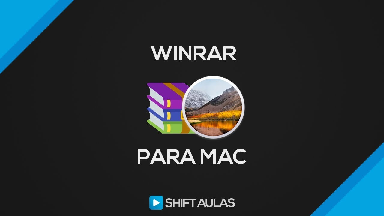 programa descompactar arquivos rar mac