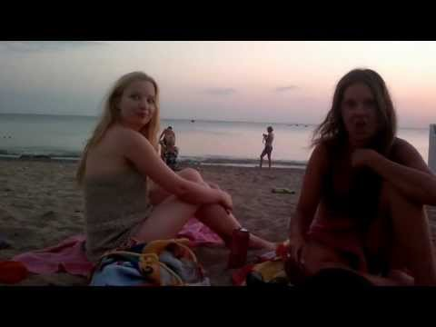 Видеоотчет.Video report. the Best nights on the beach.Relax & Enjoy(Nikolaevka)