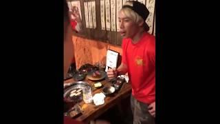 ジョーブログ vs 亀田和毅 【男気ジャンケン対決】 シルセ 検索動画 12