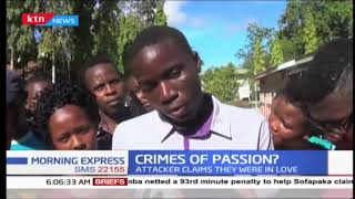 Varsity student fighting for life as estranged boyfriend stabs her several times