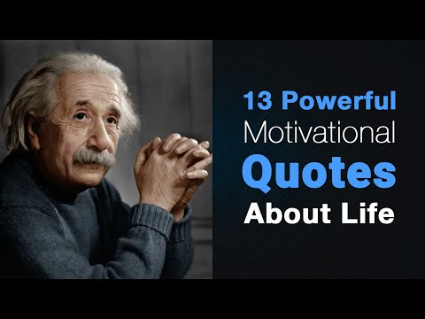 13 Powerful Motivational Quotes About Life Mp3
