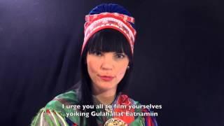 GulahallatEatnamiin / WESPEAKEARTH/ Sara Marielle Gaup Beaska
