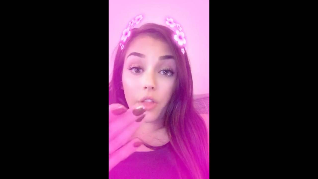 Maggie Lindemann Snapchat Story 1-10 June 2016 (pt 1 ...