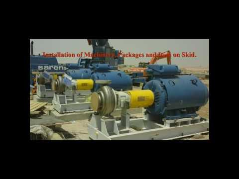 Egyptian Maintenance Company   Saipem MOD Project