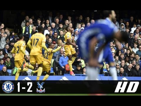 Download Chelsea vs Crystal Palace 1-2 All Goals & Highlights (Premier League) 01-04-2017