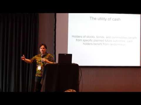 It's Not About The Technology, It's About The Money – Daniel Krawisz