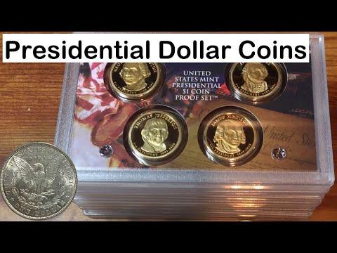 Presidential Dollar Coins