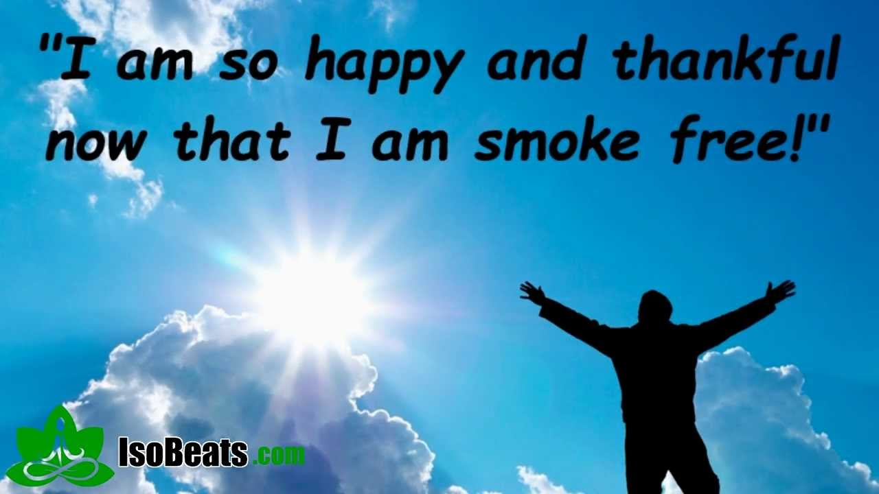 Quit Smoking Powerful Affirmations To End Your Addiction