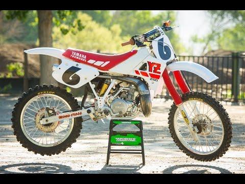 Racer X Films – Garage InStock 1988 Yamaha YZ250