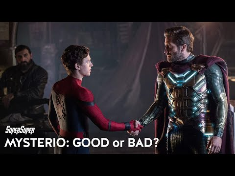 Who is Mysterio? Spider-Man: Far from Home Villain | SuperSuper