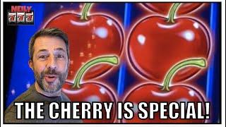 I LOVE THESE CHERRIES! Very Cherry Slot Machine!