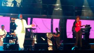 "Cherine Anderson & Chuck Fenda @ Reggae Sumfest 7-23-11 Performing ""Call On Me/Coming Over Tonight"""