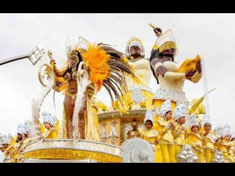 Brazil Carnival gets under way