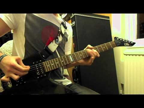Hollywood Undead - Hear Me Now (Guitar Cover)