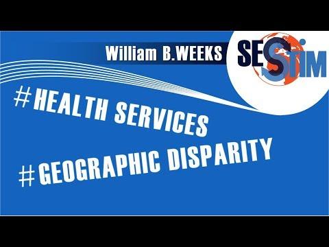 Séminaire Interne du SESSTIM - William B.Weeks