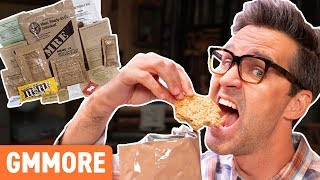 MRE Haul Taste Test
