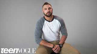 Video Charlie Coleman Talks About Rape Culture and His Sister Daisy's Sexual Assault | Teen Vogue download MP3, 3GP, MP4, WEBM, AVI, FLV November 2017
