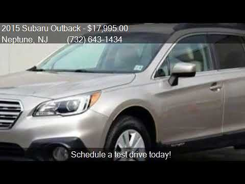 2015 Subaru Outback 2.5i Premium AWD 4dr Wagon for sale in N