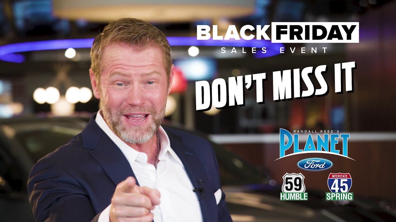 Planet Ford Spring >> Planet Ford Spring Black Friday 2018