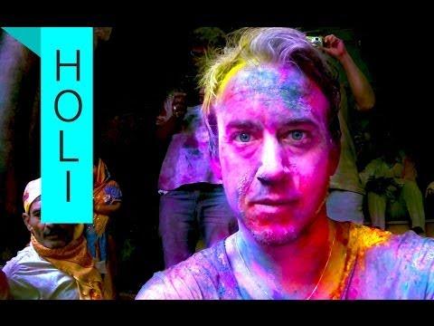 GoPro: HOLI Festival of Color (Slow Motion) 2014