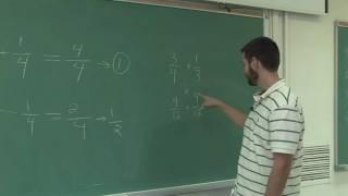 Basic Math Skills : Adding & Subtracting Fractions